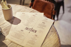 Keelham Kitchen Menu