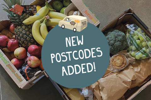Postcodes Added