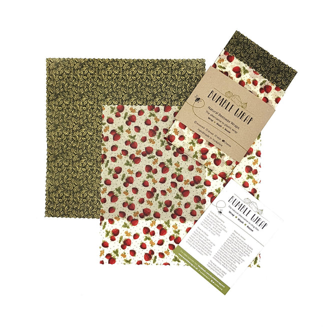 Bumble Natural Beeswax Wraps