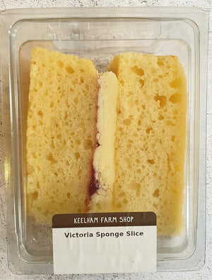 Load image into Gallery viewer, Keelham - Victoria Sponge Slice