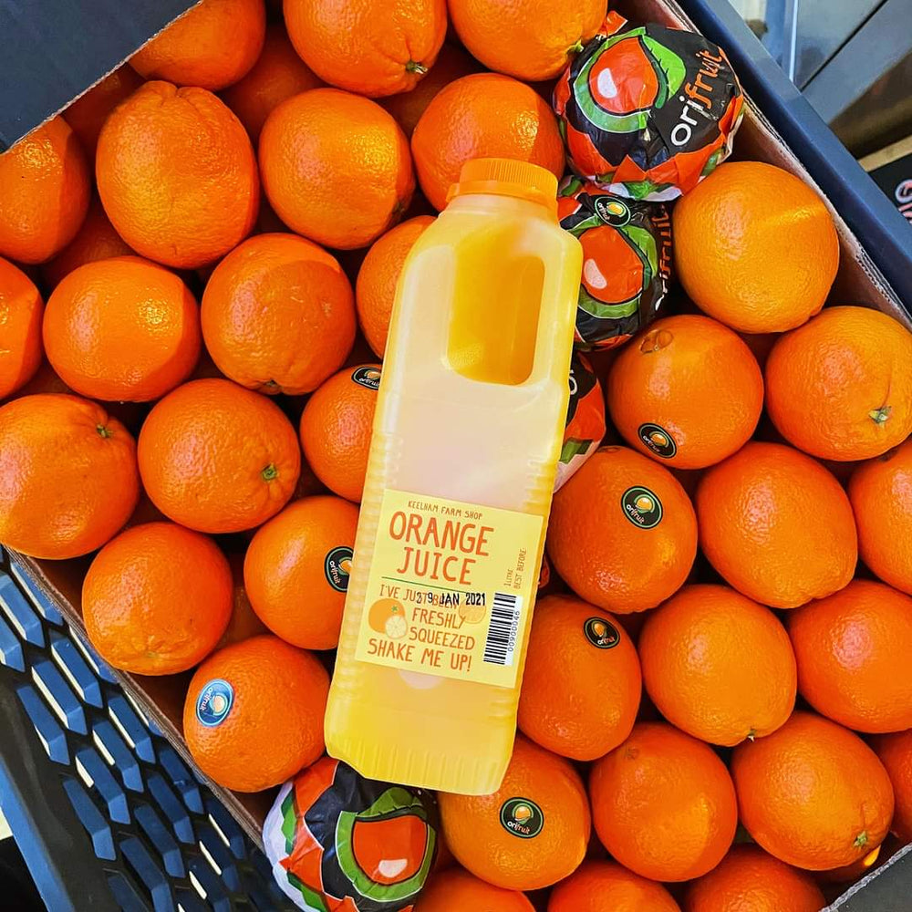 Fresh Orange Juice 1L