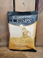 Yorkshire Crisps Sea Salted 40g
