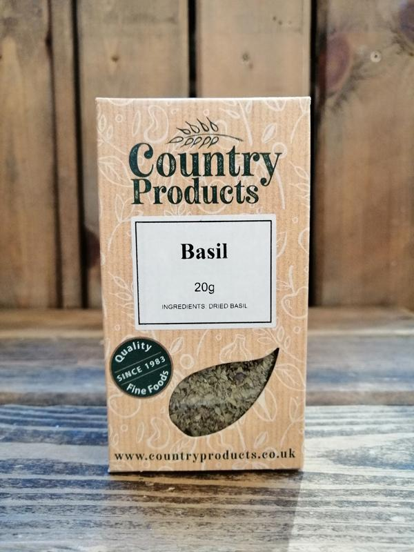 Country Products -  Basil 20g