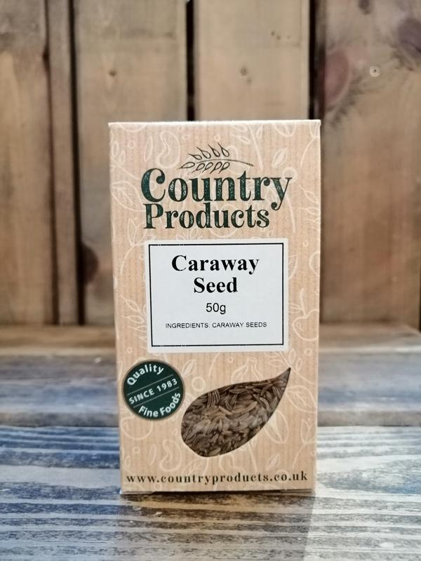 Country Products -  Caraway Seed 50g