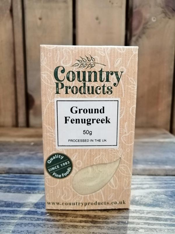 Country Products -  Fenugreek Ground 50g