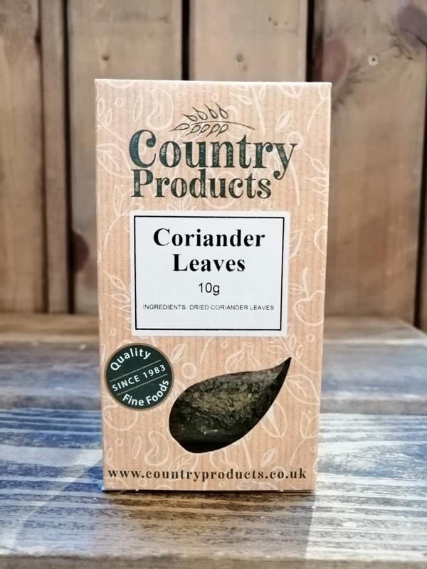 Country Products -  Coriander Leaves 10g