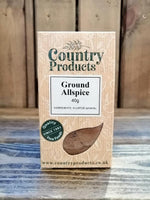 Country Products -  Allspice Ground 40g