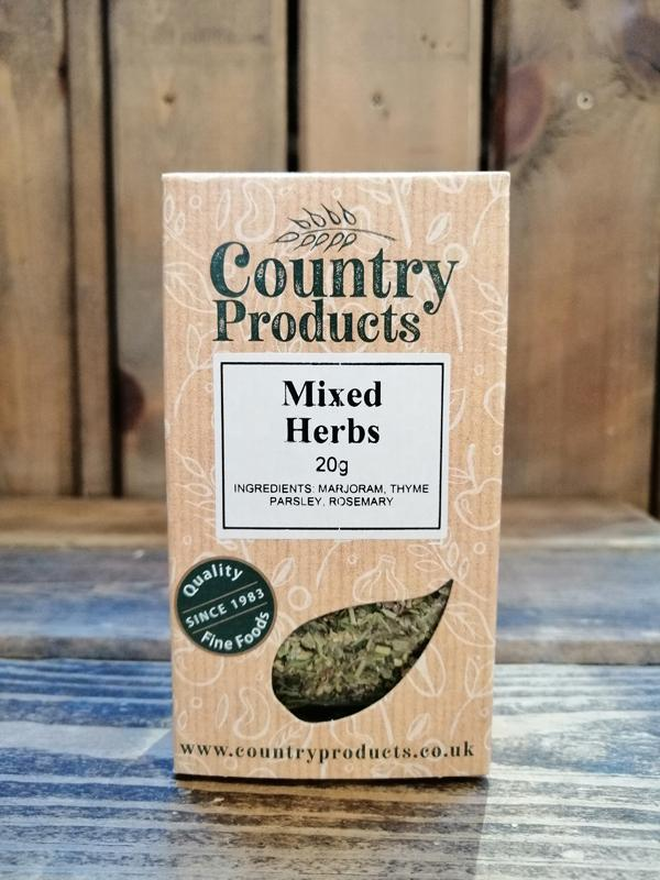 Country Products -  Mixed Herbs 20g