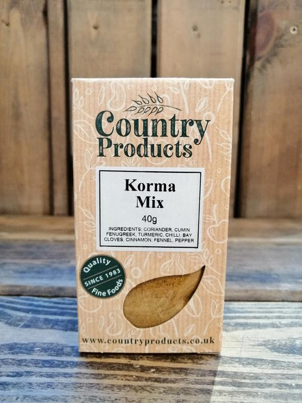 Country Products -  Korma Mix 40g