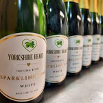 Yorkshire Heart Sparkling White 70cl