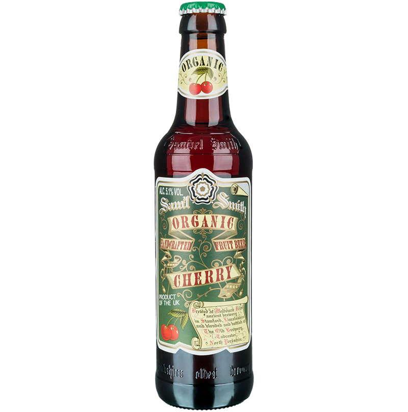 Samuel Smiths Org Cherry 355ml