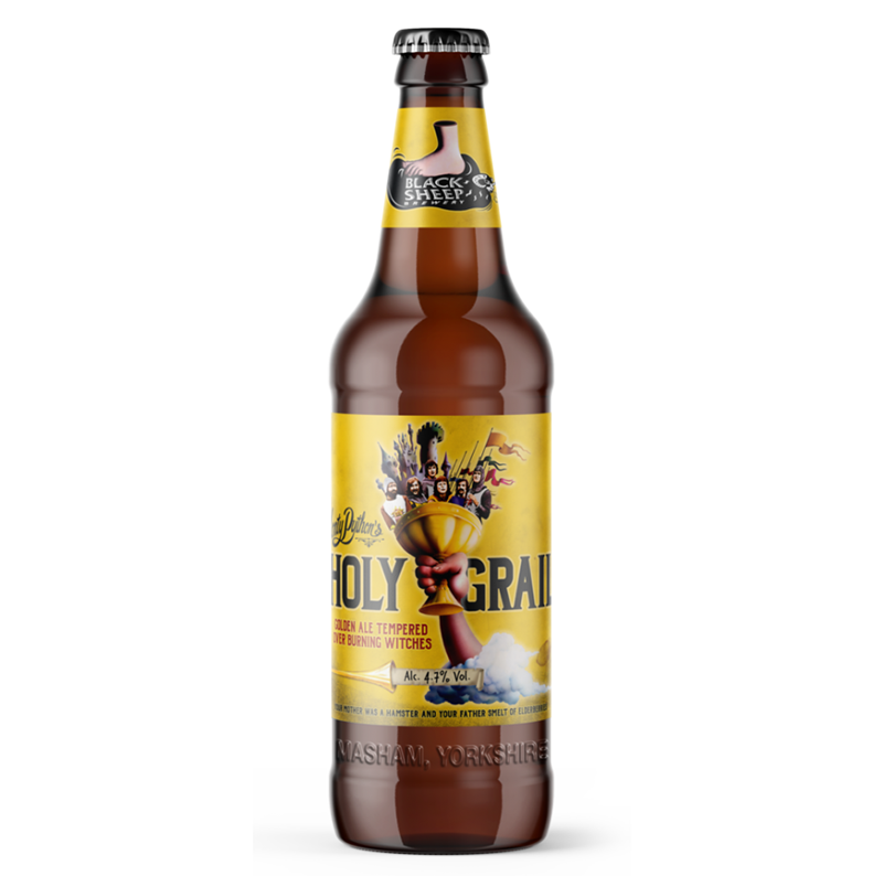 Black Sheep Monty Python Holy Grail 500ml