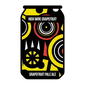 Load image into Gallery viewer, Magic Rock High Wire Grapefruit Pale Ale 330ml