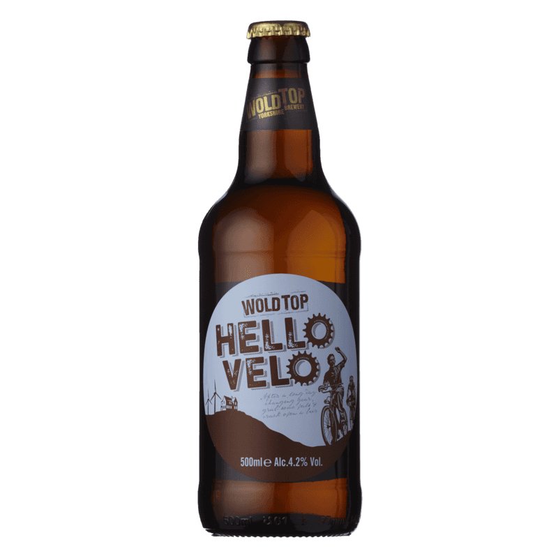 Wold Top Hello Velo 500ml