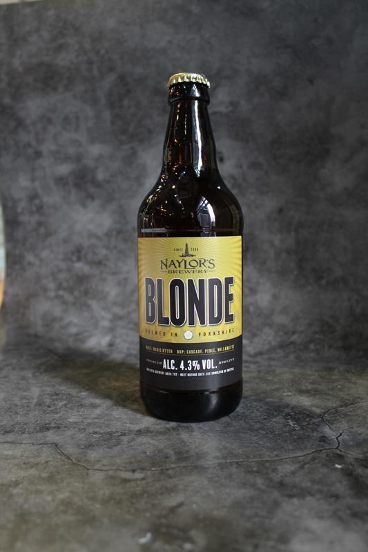 Naylors Pinnacle Blonde 500ml