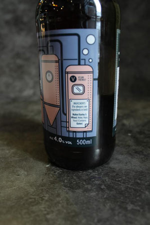 Load image into Gallery viewer, Yorkshire Heart Silverheart IPA 500ml