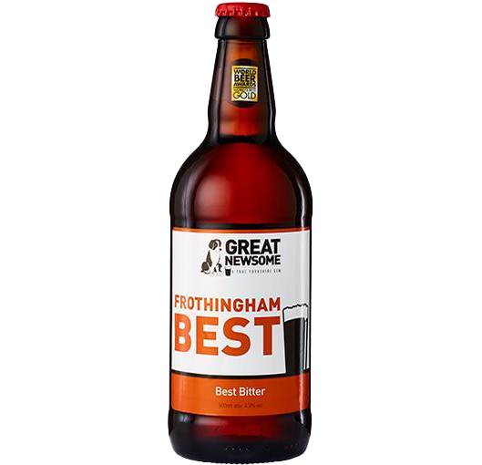Great Newsome Frothingham Best 500ml