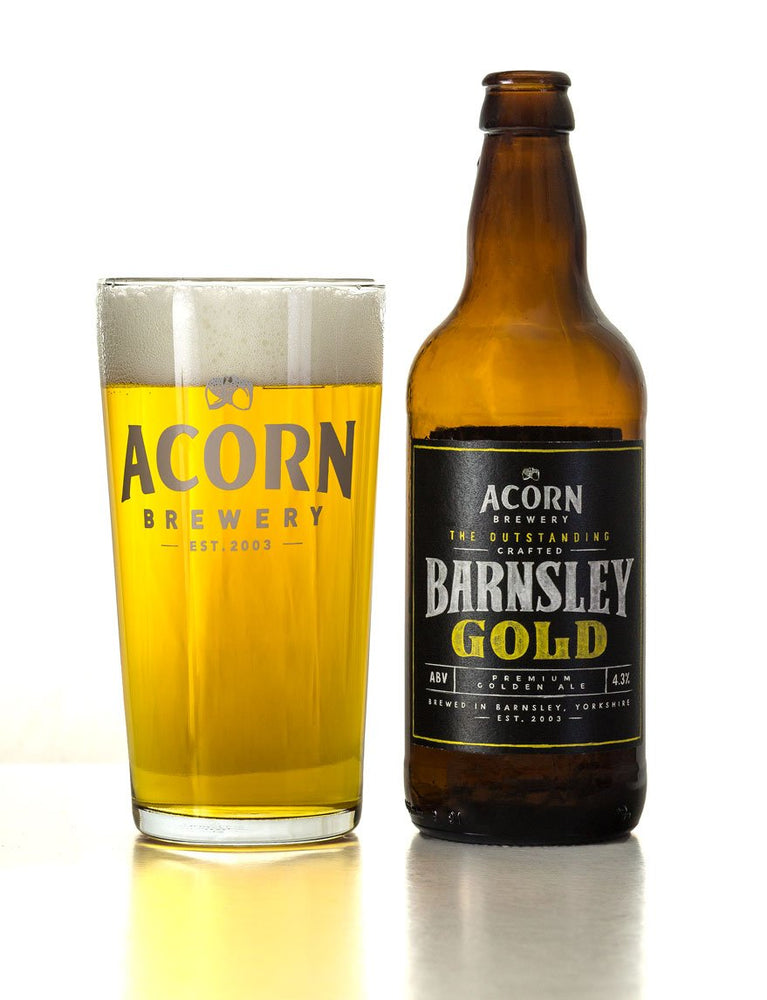 Acorn Barnsley Gold 500ml