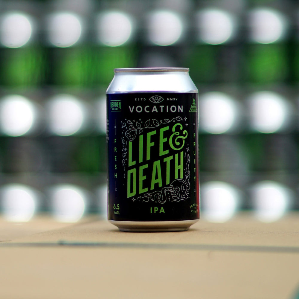 Life & Death India Pale Ale