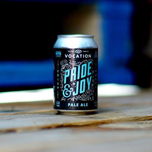Load image into Gallery viewer, Pride & Joy Pale Ale 330ml