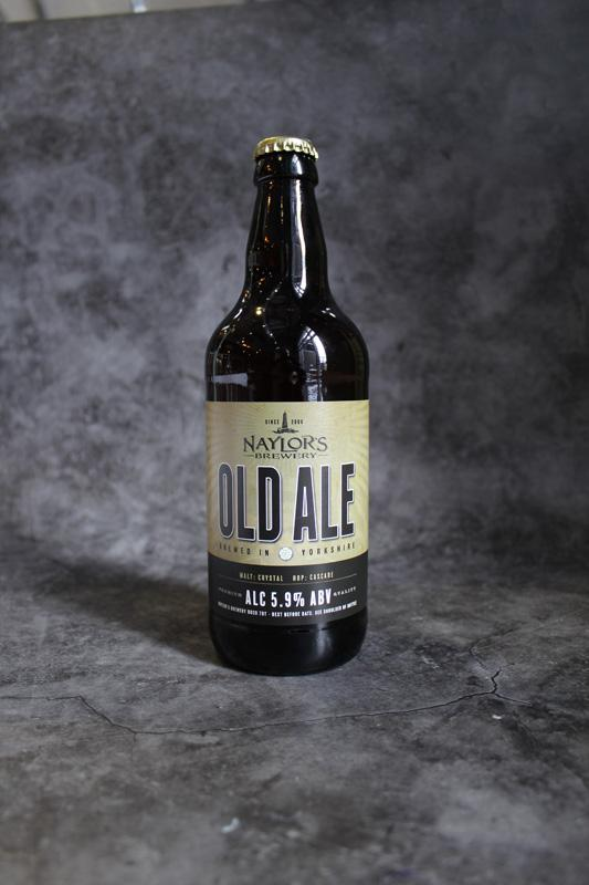 Naylors Old Ale 500ml