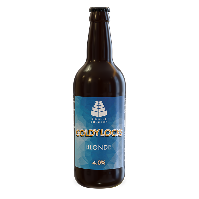 Goldy Locks Blonde Ale 500ml