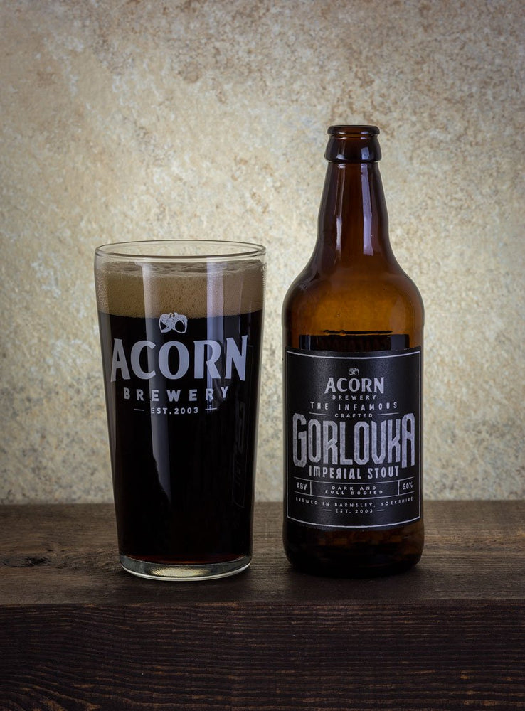 Acorn Gorlovka Imperial Stout 500ml