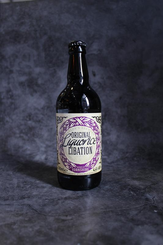 Naylors Liquorice Libation 4.4% 500ml