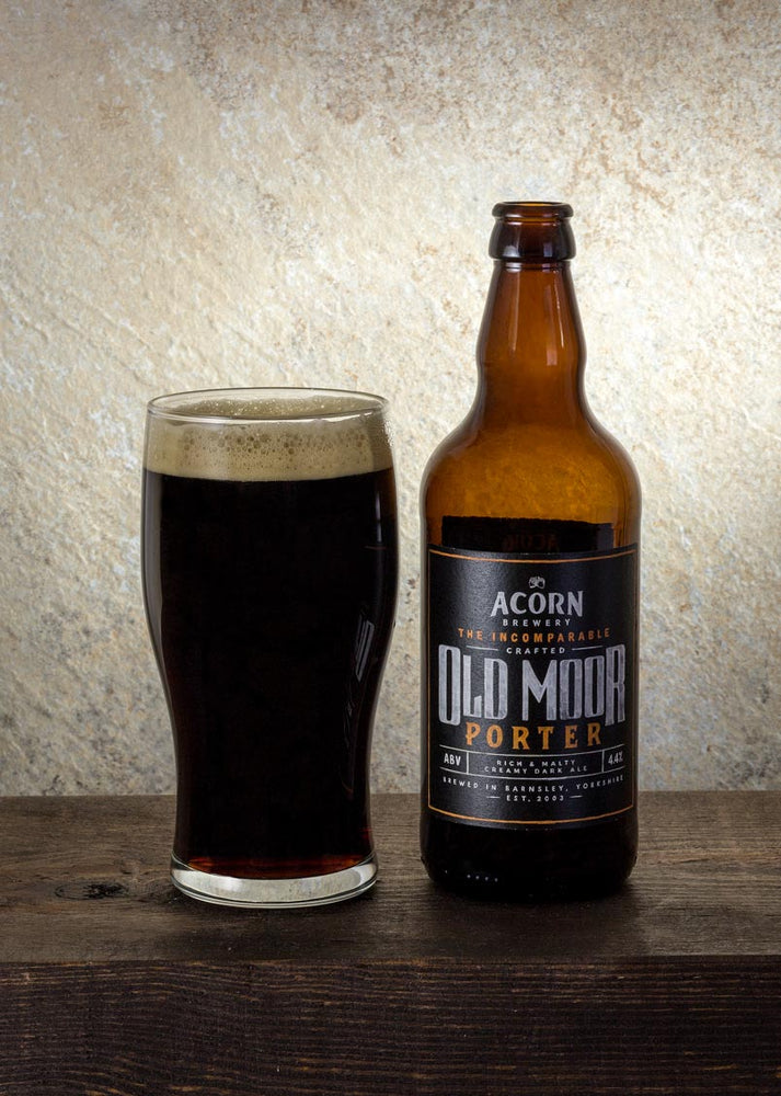 Acorn Old Moor Porter 500ml