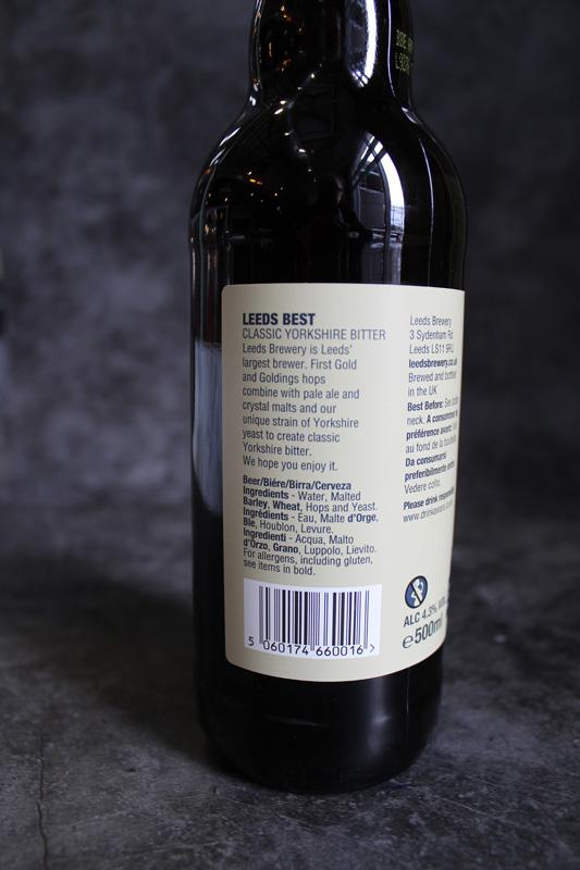 Load image into Gallery viewer, Leeds Brewery Leeds Best 500ml