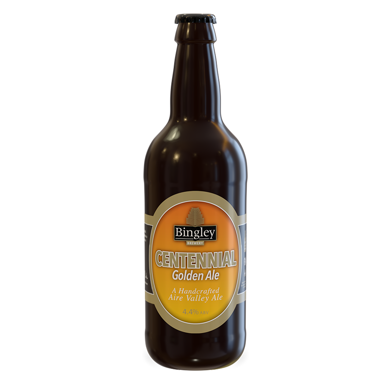 Centennial Golden Ale 500ml