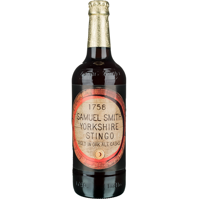 Samuel Smith Yorkshire Stingo 550ml