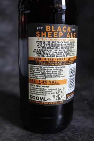 Load image into Gallery viewer, Black Sheep Ale 500ml