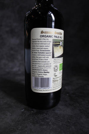 Load image into Gallery viewer, Samuel Smith Organic Pale Ale