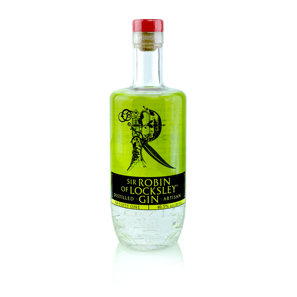 Locksley Distilled Gin 70cl