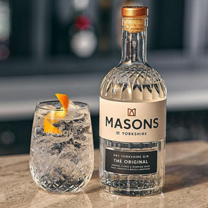 Load image into Gallery viewer, Masons Gin The Original 20cl