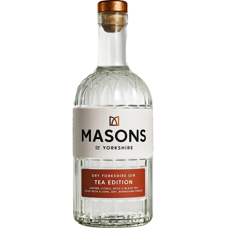 Masons Gin Yorkshire Tea 70cl