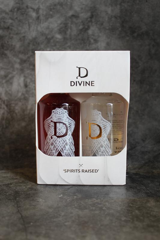 Divine Gin Twin Pack