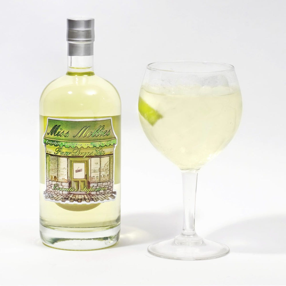Miss Mollies PearDrop Gin 10Cl