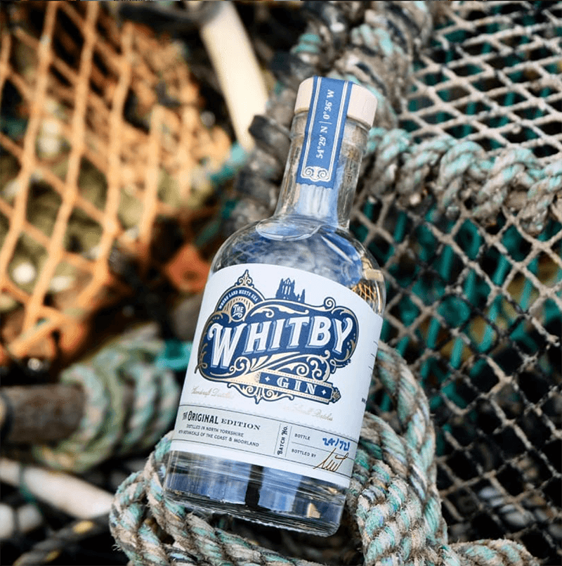 Whitby Gin 42% 20cl