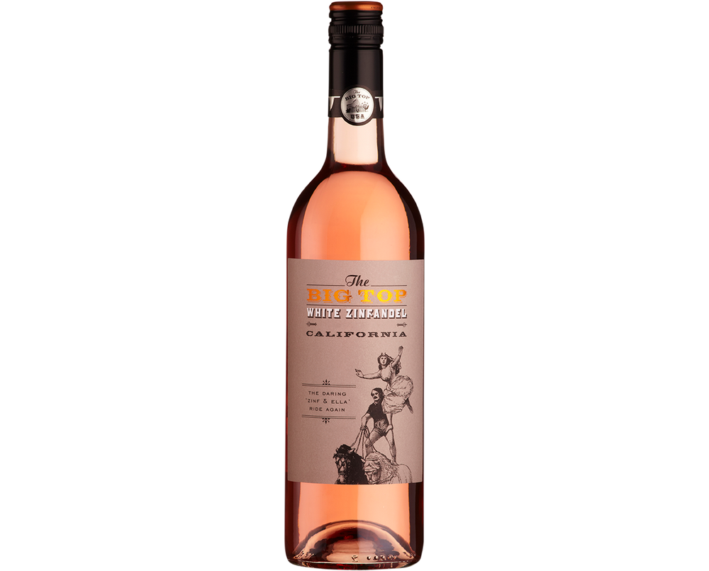 Big Top White Zinfandel Rose