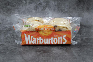 Load image into Gallery viewer, Warburtons Crumpets 6pk