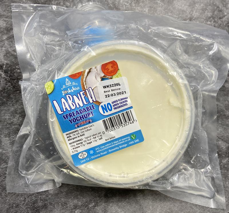 Labneh Spreadable Yoghurt 230g