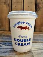 Longley Farm - Double Cream 450ml