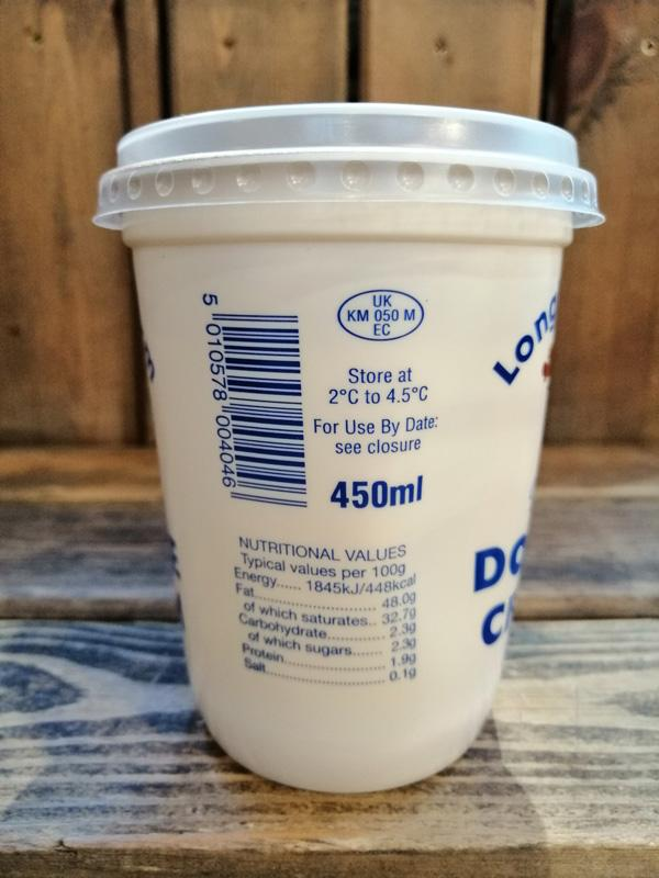 Load image into Gallery viewer, Longley Farm - Double Cream 450ml