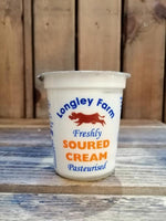 Longley Farm - Soured Cream 150ml