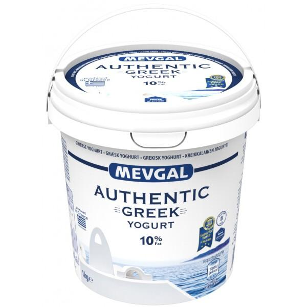 Mevgal Authentic Greek Yoghurt 1kg