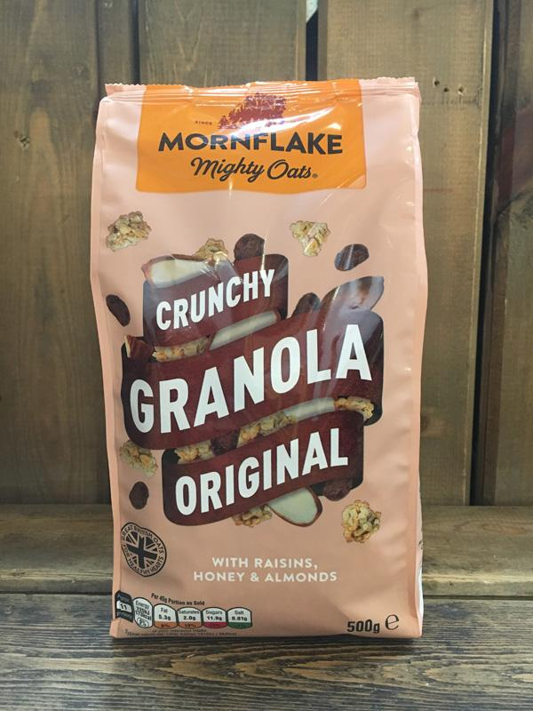 Load image into Gallery viewer, Mornflake Oat Granola Raisin Honey