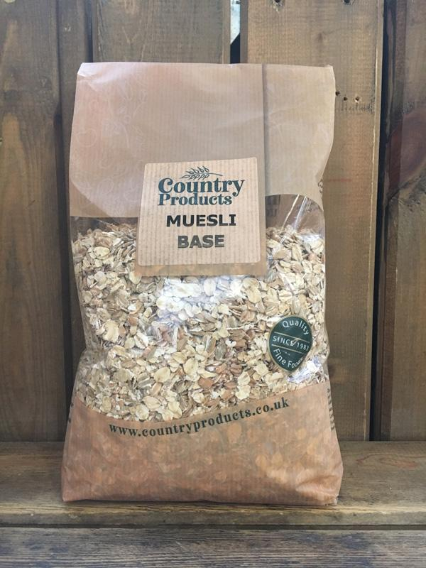 Load image into Gallery viewer, Country Products Muesli Base 850g