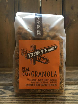Load image into Gallery viewer, Yockenthwaite Farm Oaty Granola - Not So Sweet 475g